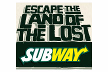 Subway Land of the Lost